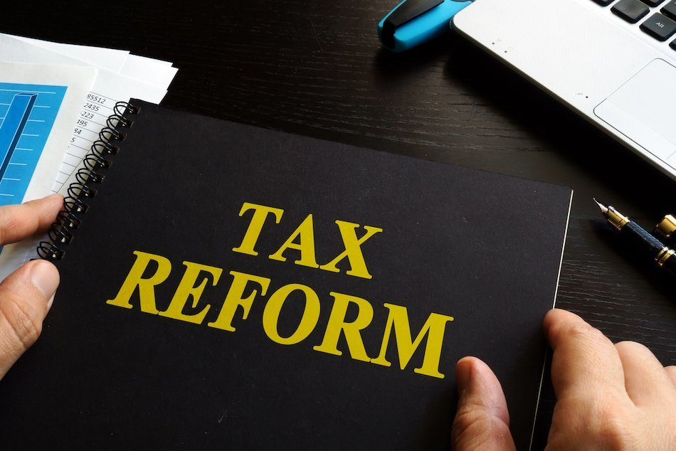 Commercial Real Estate Tax Reform